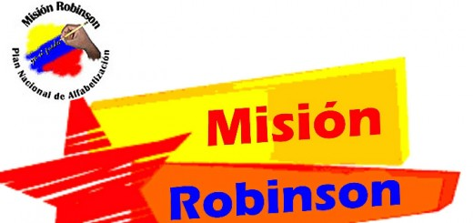 mision robinson