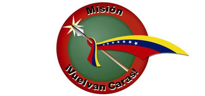 Mision Vuelvan Caras